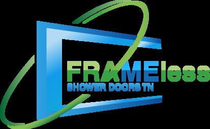 Frameless Shower Door STN Logo