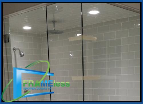 custom frameless shower door install replacement nashville 159