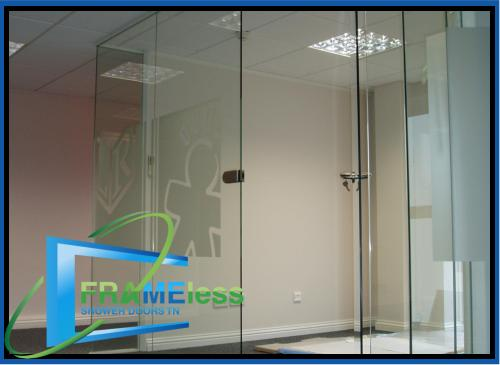 custom frameless shower door install replacement nashville 170