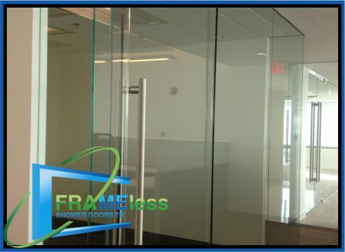 custom frameless shower door install replacement nashville 173