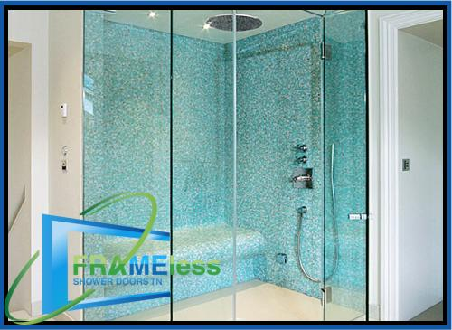 custom frameless shower door install replacement nashville 175
