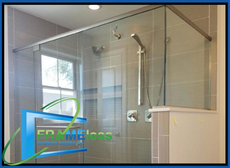 glass shower door replacement install spring hill brentwood tn 53